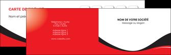 personnaliser maquette carte de visite texture contexture structure MIF25219