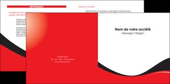 impression depliant 2 volets  4 pages  texture contexture structure MIF25229