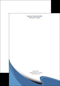 faire tete de lettre ure en  bleu pastel courbes fluides MLGI25295