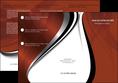 faire depliant 3 volets  6 pages  textures contextures structures MLGI25475