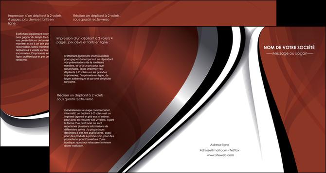 imprimer depliant 4 volets  8 pages  textures contextures structures MLGI25493