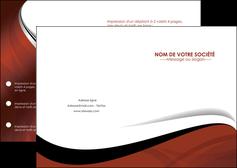 modele en ligne depliant 2 volets  4 pages  texture contexture structure MLIG25615