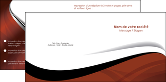 creer modele en ligne depliant 2 volets  4 pages  texture contexture structure MIF25631