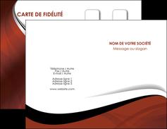 imprimer carte de visite texture contexture structure MIF25633