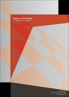 modele flyers texture contexture structure MLGI25661