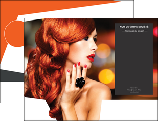 faire pochette a rabat centre esthetique  coiffure coiffeur coiffeuse MIF25685