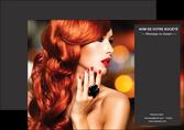 modele en ligne flyers salon de coiffure coiffure coiffeur coiffeuse MLGI25689