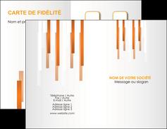 imprimer carte de visite texture contexture structure MIF25719