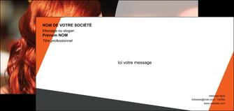 imprimerie carte de correspondance centre esthetique  coiffure coiffeur coiffeuse MIF25739
