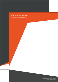 personnaliser modele de flyers texture contexture structure MIF25757