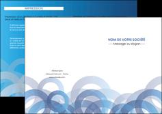 modele en ligne depliant 2 volets  4 pages  texture contexture structure MLGI25887