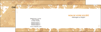 faire modele a imprimer carte de visite texture structure contexture MIF25927