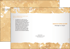 maquette en ligne a personnaliser depliant 3 volets  6 pages  texture structure contexture MLGI25931
