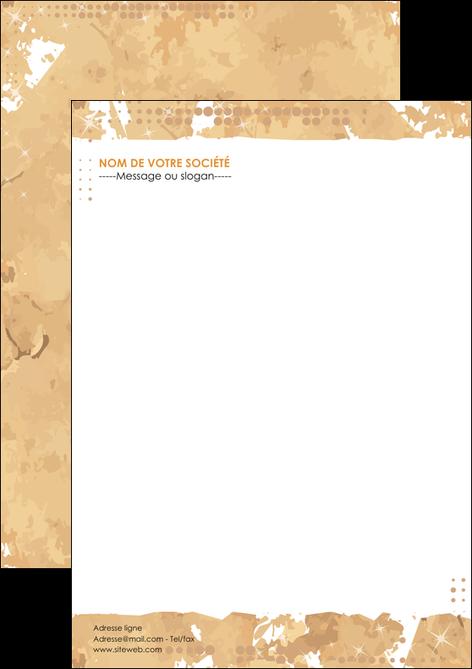creer modele en ligne flyers texture structure contexture MLGI25933