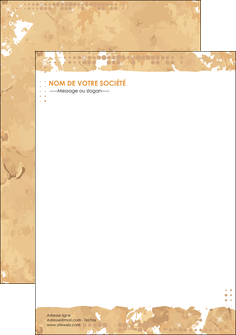 exemple flyers texture structure contexture MIF25947