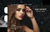 personnaliser maquette carte de visite salon de coiffure coiffure salon salon de coiffure MLGI25951