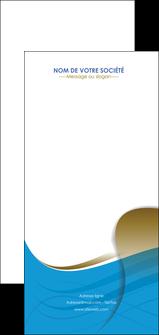 Commander Flyer A5  papier publicitaire et imprimerie Flyer DL - Portrait (21 x 10 cm)