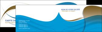 Impression Carte de visite avec logo entreprise ou société  Carte commerciale de fidélité devis d'imprimeur publicitaire professionnel Carte de visite Double - Paysage