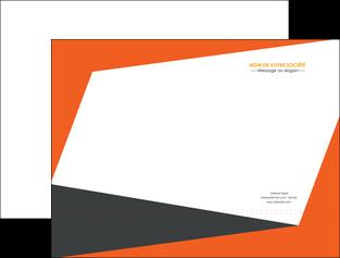 Impression Chemise / pochette à rabats  devis d'imprimeur publicitaire professionnel Chemises à rabats - A4 (recto seul)