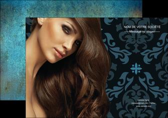 faire modele a imprimer affiche centre esthetique  coiffure salon de coiffure beaute MLGI26293