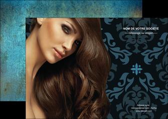 imprimer flyers centre esthetique  coiffure salon de coiffure beaute MLGI26299