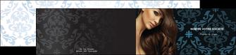 impression depliant 2 volets  4 pages  centre esthetique  coiffure salon de coiffure beaute MLGI26303
