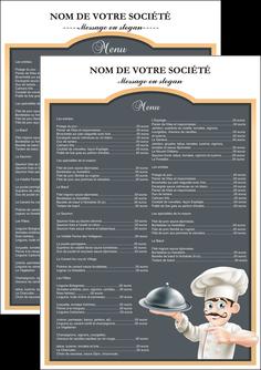 modele en ligne flyers metiers de la cuisine c MLGI26539