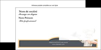 maquette en ligne a personnaliser enveloppe metiers de la cuisine c MLGI26545