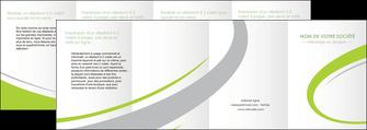 modele depliant 4 volets  8 pages  texture contexture structure MLGI26571