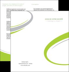 maquette en ligne a personnaliser depliant 2 volets  4 pages  texture contexture structure MLGI26579