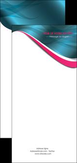 Impression imprimer prospectus pas cher  devis d'imprimeur publicitaire professionnel Flyer DL - Portrait (21 x 10 cm)