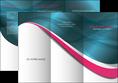 imprimer depliant 3 volets  6 pages  texture contexture structure MLGI26733