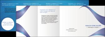 personnaliser maquette depliant 4 volets  8 pages  texture contexture structure MIF26769