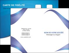 Commander Promo Pack Multi Cartes de visite  Carte commerciale de fidélité carte-de-visite-multi-visuels Carte de visite Double - Portrait