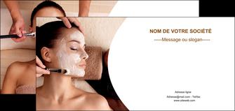 imprimer flyers centre esthetique  masque masque du visage soin du visage MLGI27025