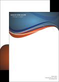 maquette en ligne a personnaliser affiche contexture structure fluides MLGI27087