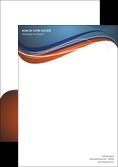modele tete de lettre contexture structure fluides MLGI27093