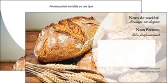 imprimer enveloppe sandwicherie et fast food boulangerie boulanger boulange MIF27231