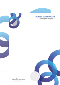 modele flyers texture contexture structure MIF27253