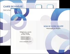 imprimer carte de visite texture contexture structure MIF27259