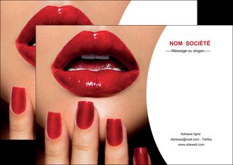 imprimer flyers centre esthetique  ongles vernis vernis a ongles MLGI27357