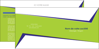 personnaliser maquette depliant 2 volets  4 pages  texture contexture structure MLIGBE27399