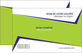 personnaliser maquette carte de visite texture contexture structure MLIP27405