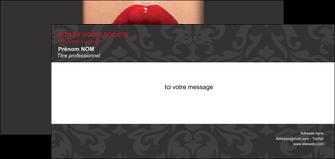 maquette en ligne a personnaliser carte de correspondance cosmetique ongles vernis vernis a ongles MLGI27423
