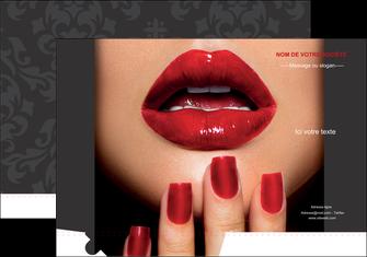 creer modele en ligne pochette a rabat cosmetique ongles vernis vernis a ongles MLGI27433