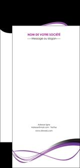 Commander Documents  papier publicitaire et imprimerie Flyer DL - Portrait (21 x 10 cm)