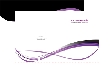 personnaliser modele de pochette a rabat textures contextures structure MIF27505