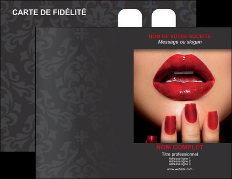 Cree Carte De Visite Cosmetique Ongles Vernis A MLGI27543