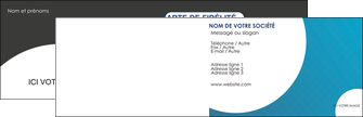 imprimer carte de visite texture contexture structure MLIG27601