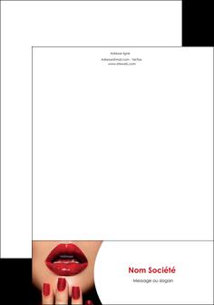 imprimer tete de lettre centre esthetique  ongles vernis vernis a ongles MLGI27745